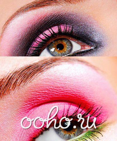 2013 года фото готический макияж глаз