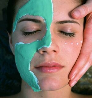 Полезная маска для жирной и пористой кожи