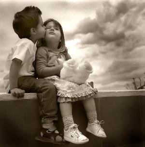 Первый поцелуй. Как много от него зависит...