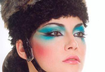 Уроки макияжа глаз. Делаем глазки
