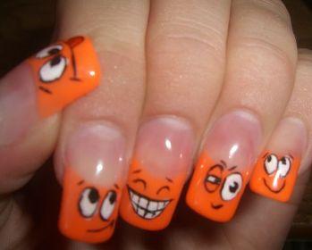 Модные ногти подтверждают стиль