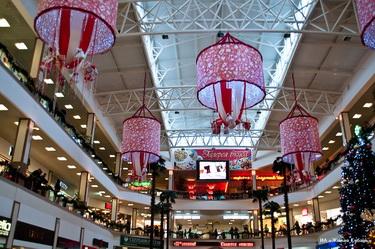 Красная площадь в Краснодаре для покупок и развлечений