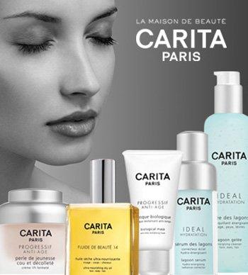 Carita, прогрессивная косметика