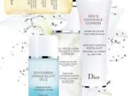 Новые очищающие коллекции для лица от Dior