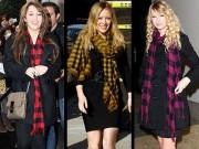 Модные шарфы этого года