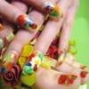Рисунки для ногтей — простор для фантазии