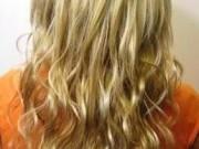 Наглядное фото наращивания на короткие волосы