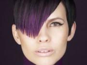 Фиолетовая краска для волос