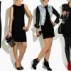 Фото аксессуаров к черному платью порадуют модниц своим разнообразием