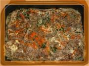 Как приготовить макароны с мясом в духовке