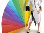 Определение цветового типа человека для правильного цветового подбора гардероба