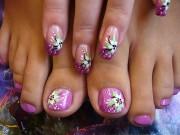 Дизайн на натуральных ногтях опять в моде