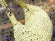 Вязанные сумки — тренд этого сезона
