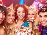 Подготавливаем тосты на день рождения подруге