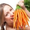 Морковная диета – результат с пользой