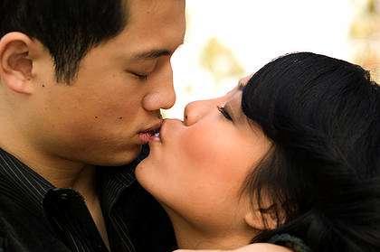 Может ли возбуждающий поцелуй привести к сексу
