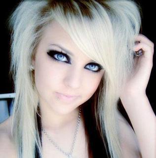 эмо макияж, как сделать эмо макияж, эмо макияж фото, эмо макияж в картинках, эмо макияж видео