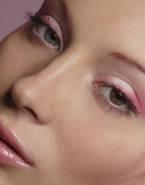 макияж для летнего типа