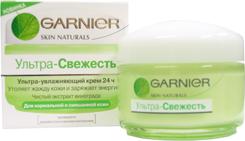 Крем для лица Garnier Ультра-Свежесть