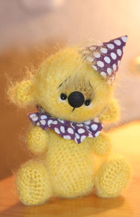 Любимый мой медвежонок