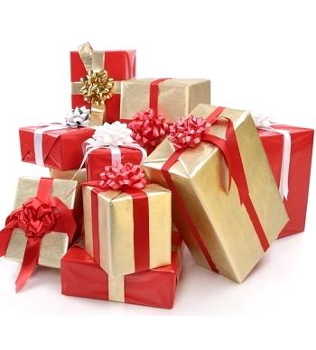Новогодние подарки в идеях