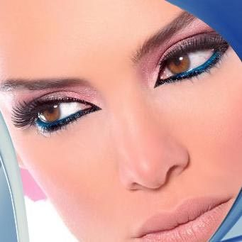 Как красить глаза карандашом