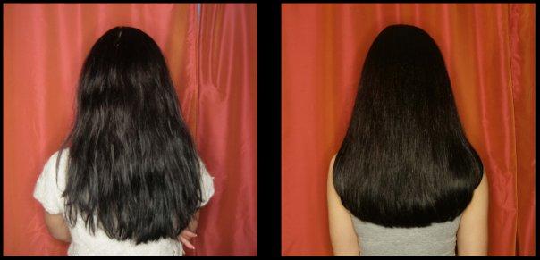 Как сделать ламинирование волос в домашних