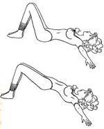 Упражнения, оказывающие влияние на укрепление ягодиц