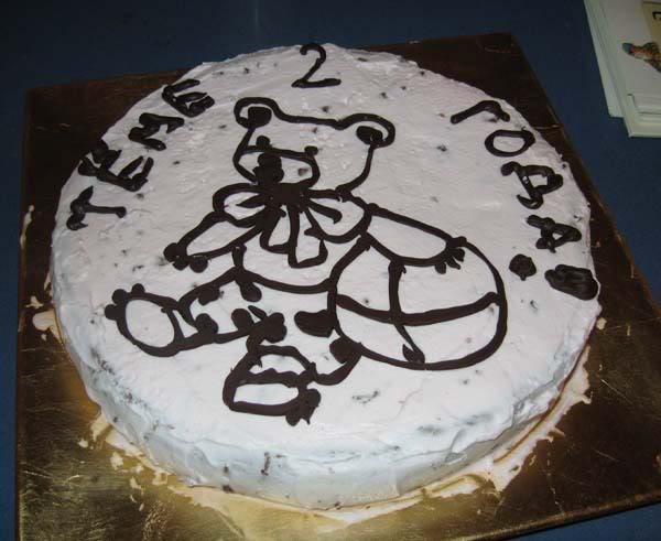 Торт украшение своими руками в домашних условиях