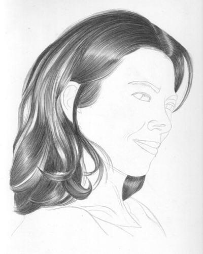 Рисуем портрет правильно