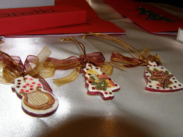 Новогодние украшения из солёного теста своими руками 84