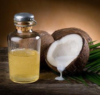 Кокосовое масло для волос и его применение