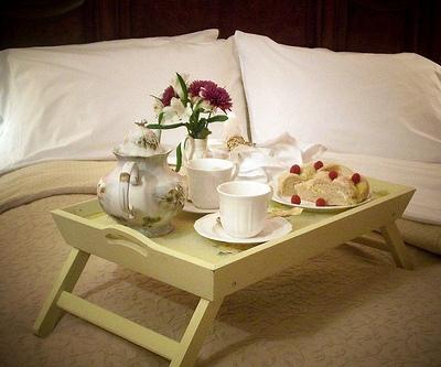 Идеи для романтического завтрака для любимого человека
